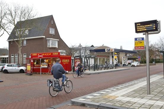 Voorstel voor bouw op plek benzinepomp in Loenen