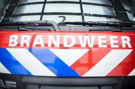 Schuurbrand in Hoorn mogelijk aangestoken