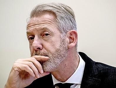 Onno Hoes: 'Verward niet verwarren met crimineel'