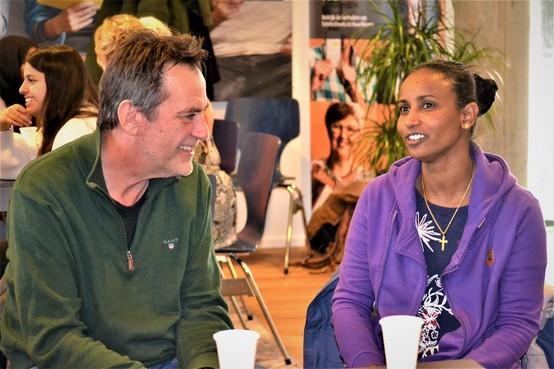 Taalvrijwilligers Edam, Volendam en Landsmeer gezocht