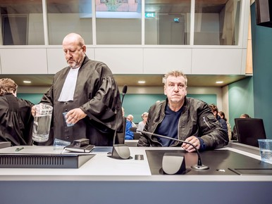 Den Helder en Rob Scholte zijn uitgepraat, de rechter mag het nu zeggen [video]