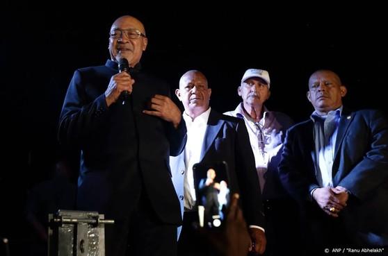 Suriname: verklaring Nederland is inmenging