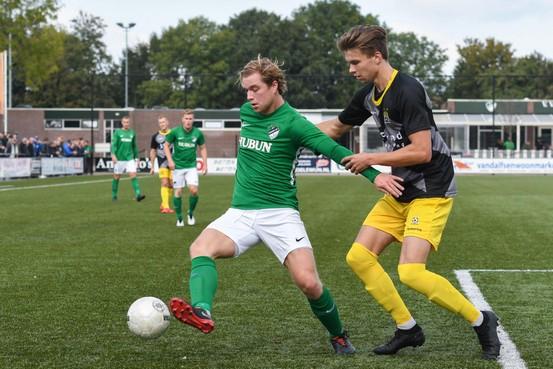 Hoofdklasse (zaterdag): Oerdegelijk Eemdijk laat ook tegen Staphorst geen muisje door de defensie en boekt derde zege op rij