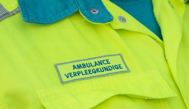 Maandag stiptheidsacties ambulancepersoneel Leiden