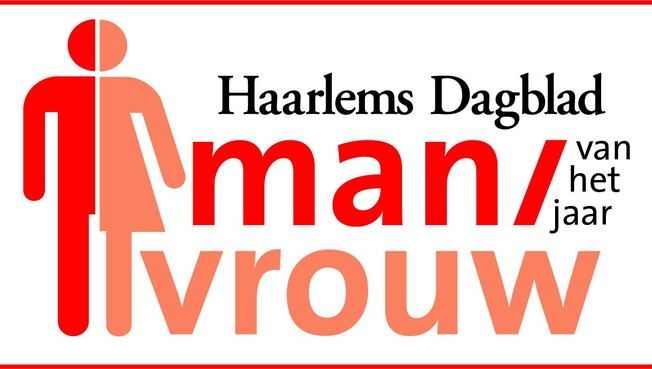Kies Haarlems Dagblad man of vrouw van 2018