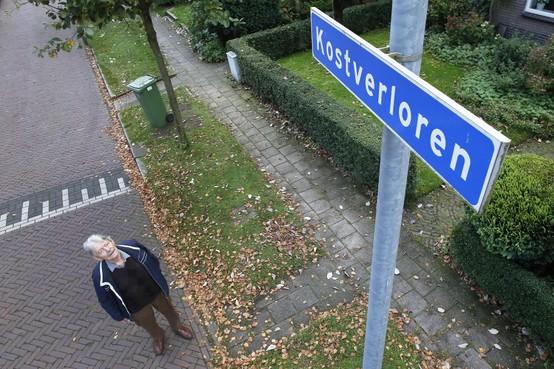 Laarder Bep de Boer verliest zich in onderzoek naar naam Kostverloren; 'Tjonge, ik ben wat begonnen'