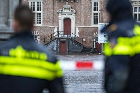 Kosten 'dronkenmansactie' bij stadhuis Haarlem mogelijk voor rekening daders