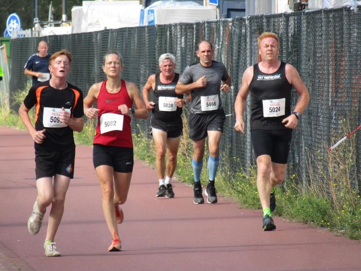 Goede sfeer op Pierloop IJmuiden [video]