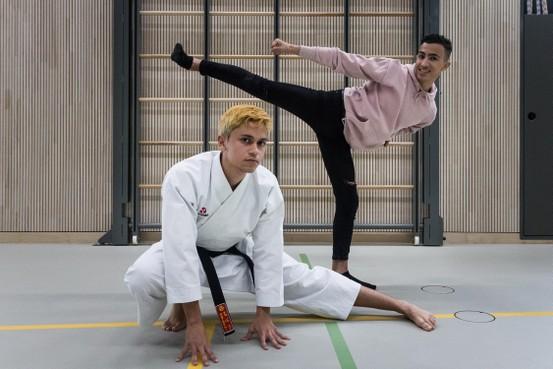 Zaanse karatetalenten vanwege school niet naar EK: 'School gaat nu eenmaal voor'