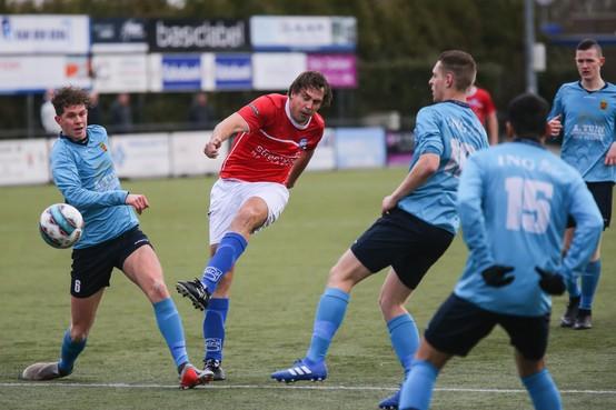 Spirit'30 boekt knappe zege op FC Den Helder