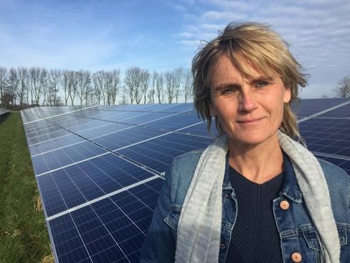 Droogte voor PvdA-lijsttrekker Marjan Leijen centraal bij waterschap