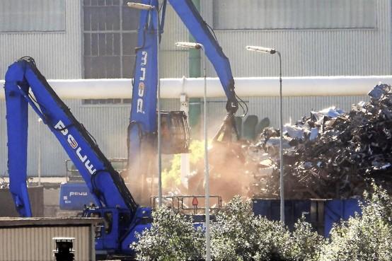 Halve dorp nachten wakker door schrootlawaai, maar: Tata Steel bleef binnen de normen