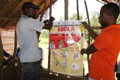 Ebola-strategie Congo schiet tekort