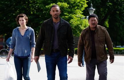 Filminterview Will Smith:'Onschuld is heel moeilijk te faken'