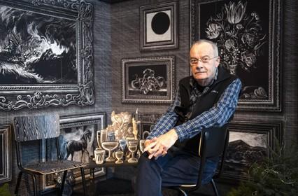 Oud-Toneelschuurdirecteur Frans Lommerse coacht onbezoldigd theatertalenten