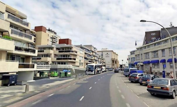 Gespreide werkzaamheden aan Parallel Boulevard Noordwijk hebben de voorkeur