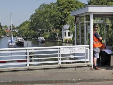Cronenburgherbrug Loenen doet het weer