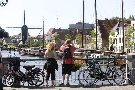 Hotels in Leiden volgeboekt; druk paasweekend op komst