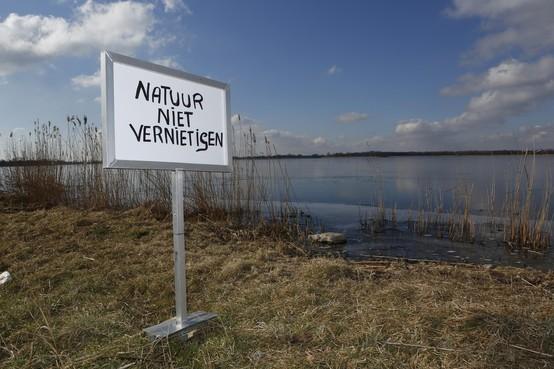 Vaarroute Loenderveense Plas 'niet meteen kansrijk'