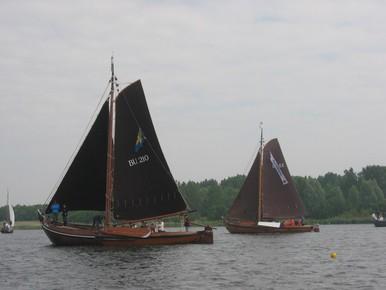 Botterevenement op het Gooimeer