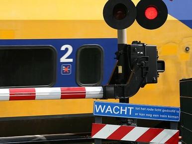 Geen treinen tussen Alphen en Bodegraven