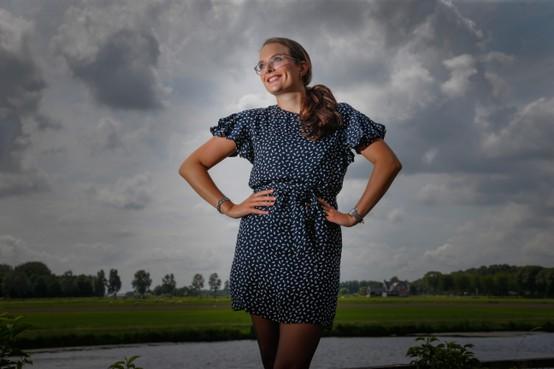 Wognumse CDJA-voorzitster Marina van Eijk wil politiek en gezelligheid combineren