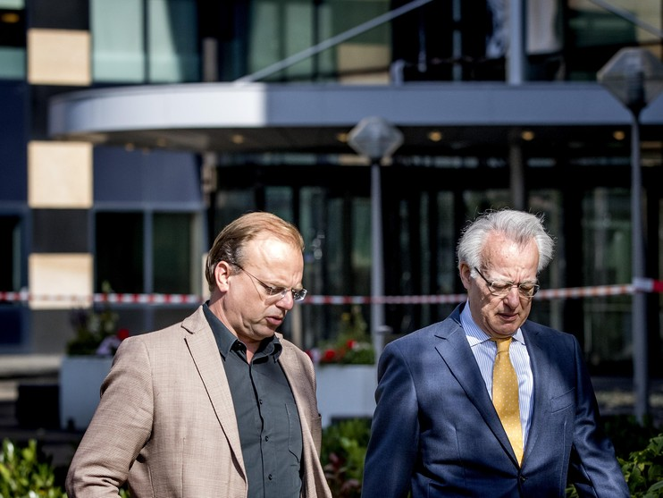 Extra cameratoezicht bij redacties Amsterdam