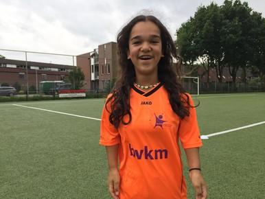 Vivienne Voorn (15) pakt goud op Wereldspelen voor kleine mensen