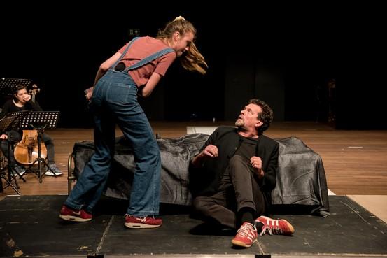 Whatsappje leidt tot droomrol Mark Rietman in toneelstuk 'Amadeus'