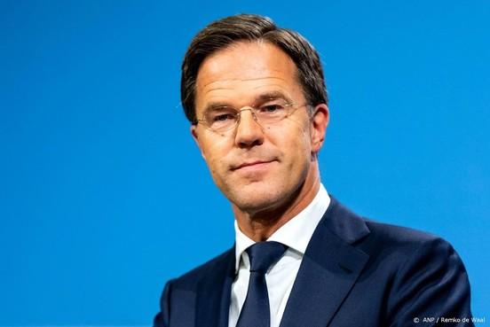 Rutte: respect voor besluit Harbers