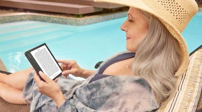 Geen zee gaat digitaal boek te hoog