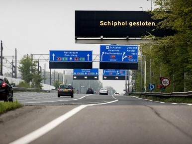 Stroomstoring Schiphol door 'reeks gebeurtenissen'