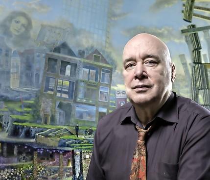 Terugblik op bizar leven kunstenaar Jean Thomassen uit Heiloo
