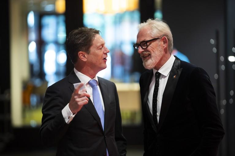 Niet Telstars Pieter de Waard, maar Spee nieuwe preses KNVB [video]