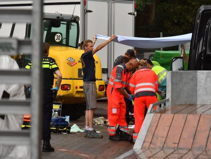 Man raakt zwaargewond bij arbeidsongeval in Nieuwkoop