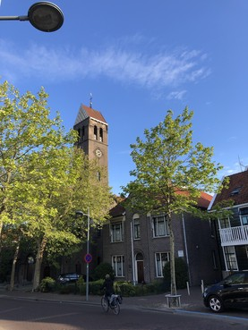 Kijkdagen voor verkoop van OLVG-kerk in Wormerveer