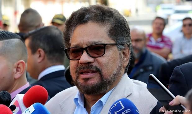Ondergedoken FARC-leider laat van zich horen