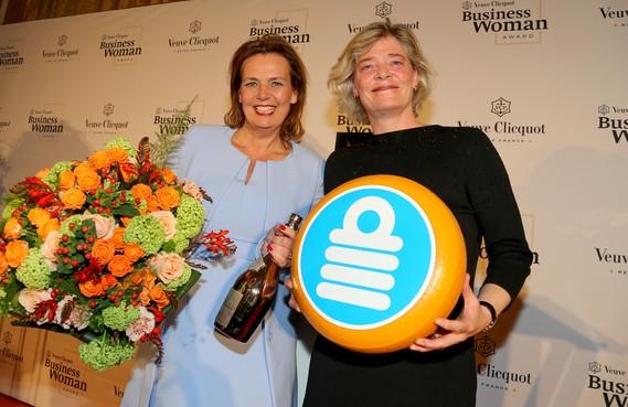 Mireille Kaptein uitgeroepen tot zakenvrouw van het jaar: 'Sta pal voor je ambities, je bedrijf en grijp je kans'