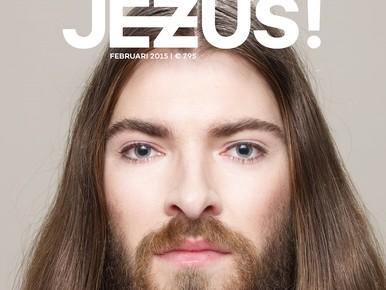 Jezus is verschenen! (Als glossy)