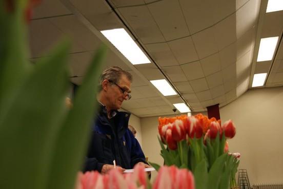Maths Hoff grote winnaar tulpenkeuring Bovenkarspel