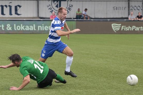 Rasvoetballer Istvan Bakx heeft 'niet vrijblijvend ja gezegd' tegen Spakenburg