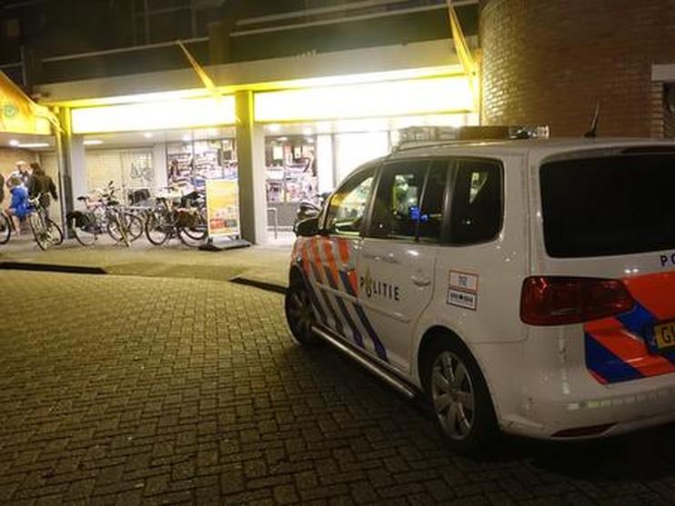 Gewapende overval op supermarkt Alkmaar