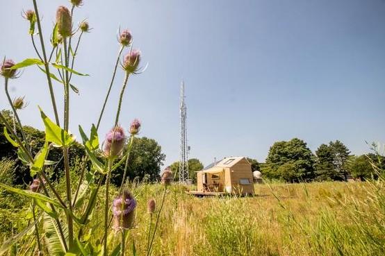 Plaatsing tiny houses Alkmaar in het nauw