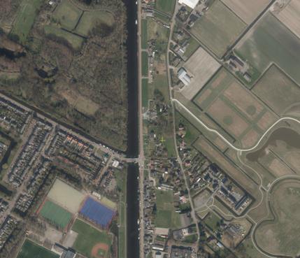 Twintig woningen erbij in Zwaanshoek: Hanepoel wordt toegangsweg van nieuwbouwwijkje