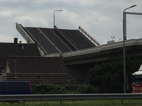 Storing aan Helderse Kooybrug is verholpen