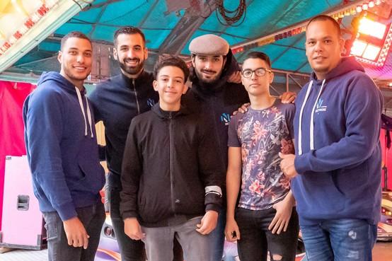 Jongerenwerkers kermis Hoorn spelen preventieve rol