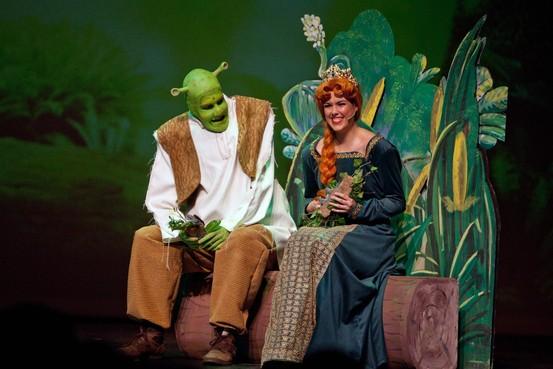 Jubileumvoorstelling Shrek: Groen, gruwelijk en steengoed