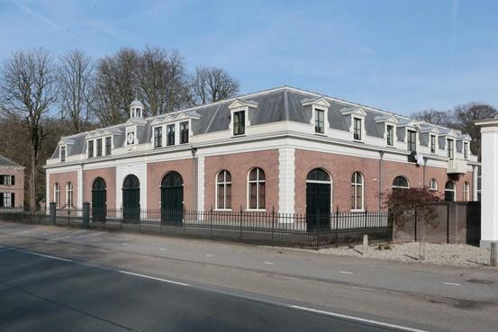 Drukke weg is nog obstakel: Paleis Soestdijk wil grote zebra