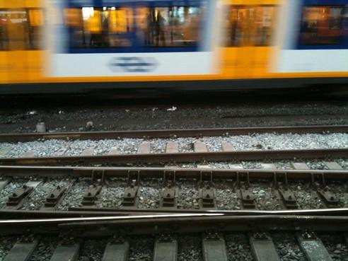 Treinrit van Amsterdam naar Berlijn moet sneller
