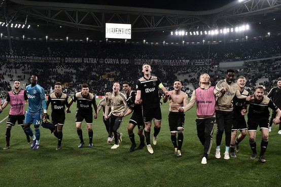 Haan, Rep en Kluivert achten Ajax kansrijk tegen Tottenham Hotspur